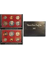 1982 S Proof set Collection Uncirculated US Mint