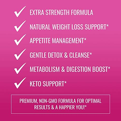 Nobi Nutrition Premium Vegan Fat Burner for Women - Weight Loss Supplement, Appetite Suppressant and Metabolism Booster - Thermogenic Diet Pills for Women - 60 Capsules 7