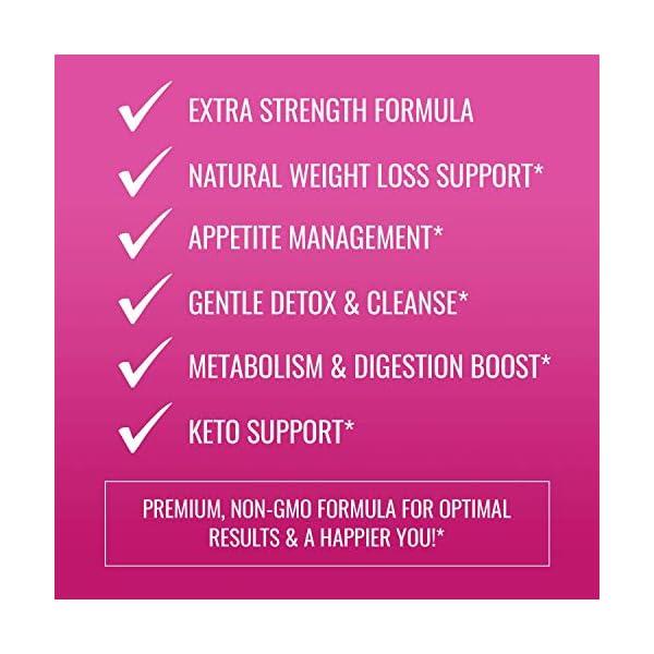 Health Shopping Nobi Nutrition Premium Vegan Fat Burner for Women – Weight Loss Supplement,
