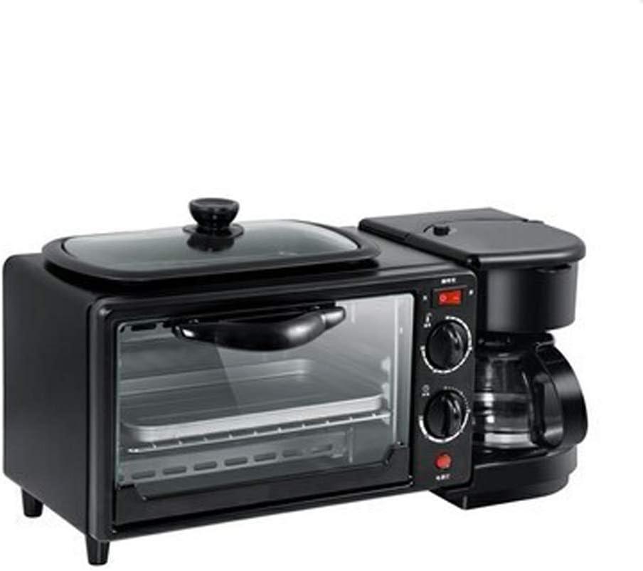 Máquina de desayuno multifunción 3 y 1, máquina de café, tetera ...