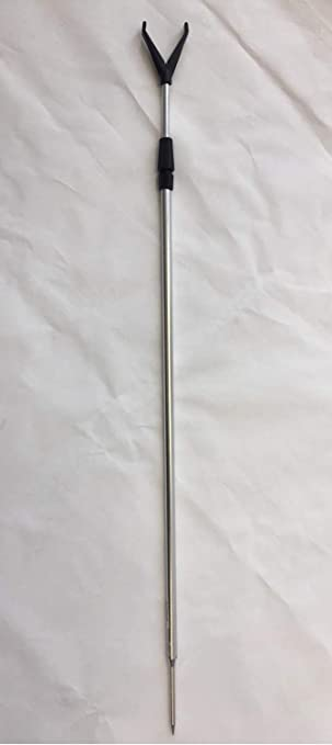 3 St Rutenhalter U Form Auflage Rutenauflage  Rod Pods Banksticks 34-11335