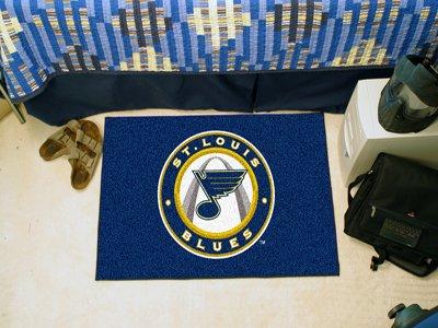 Fan Mats St Louis Blues Starter Mat, 20