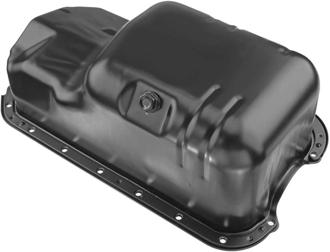 A-Premium Engine Oil pan for Honda Civic 2001-2005 1.7L DX LX only 11200PLC000