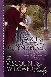 The Viscount's Widowed Lady by Maggi Andersen ebook deal