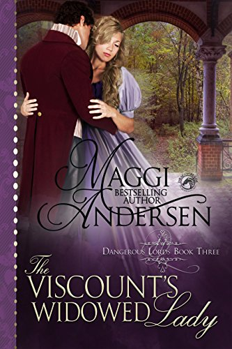 Brookwood Collection - The Viscount's Widowed Lady: A Regency Historical Romance (Dangerous Lords Book 3)