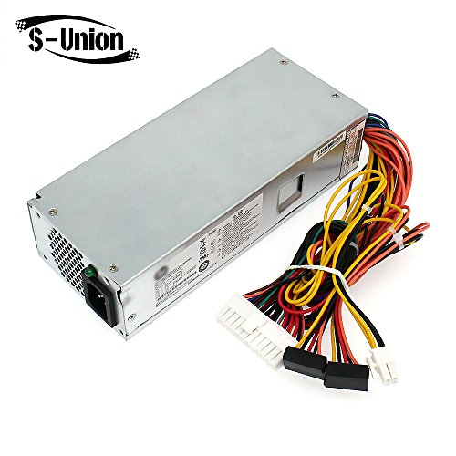 S-Union 220W Power Supply Unit for HP Pavilion Slimline S5 Series,s5-1024 PC LTNA s5-1110d PC SING s5-1002la s5-1010 TouchSmart 310-1205la, 633195-001 633193-001 633196-001,PCA222 PCA322 FH-ZD221MGR by S-Union (Image #6)