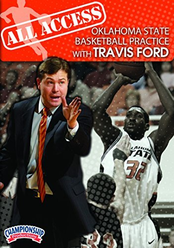 All Access Oklahoma State Basketball Practice with Travis Ford (DVD) by Travis -