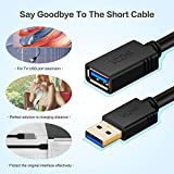 USB 3.0 Extension Cable 20 ft, VCZHS USB 3.0