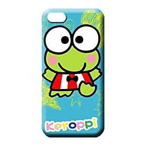 iphone 6plus 6p phone case skin Scratch-proof Protection phone Hard Cases With Fashion Design keroppi