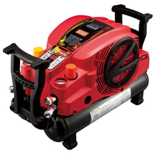 マックス(MAX) 45気圧エアコンプレッサ【高圧・常圧エア取出口計4箇所】 AK-HL1250E
