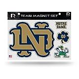"NCAA Notre Dame Fighting Irish NCAA Team Magnet Sheet, Green, 11"" x 8.5"" x 25"""