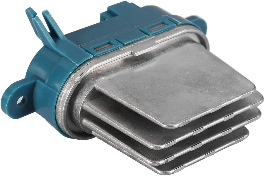 r/égulateur de vitesse pour Q7 7L0907521 Kimiss R/ésistance de ventilateur pour chauffage de voiture ventilateur de ventilateur ventilateur de ventilateur