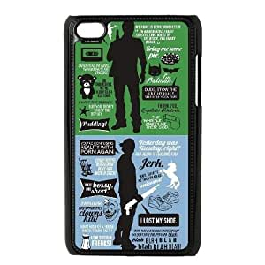 Supernatural iPod Touch 4 Phone Case, Supernatural Personalized Hard Back Cover, iPod Touch 4 Customized Case