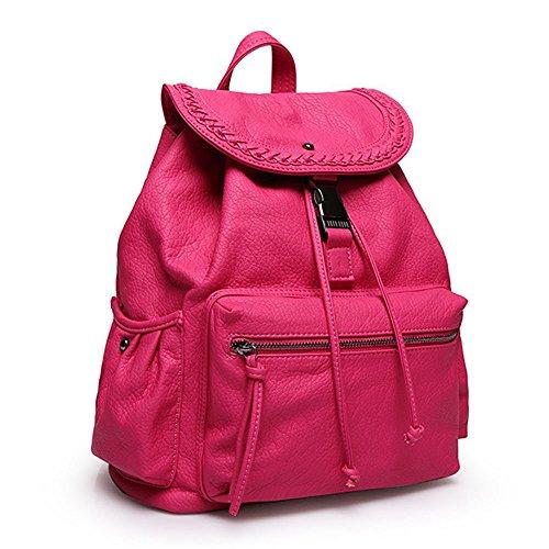 Bag Handbag School Hot Tote Womens Backpack Catkit Pink Style Girls Street Vintage Shoulder xq4ptA
