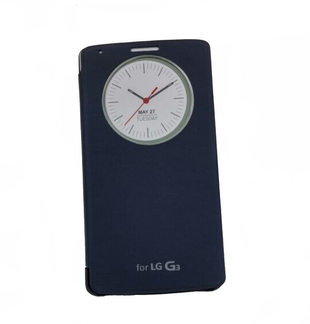 CHOETECH LG G3 Cubierta Circular Quick / LG G3 cargador inalámbrico Qi cargador inalámbrico estándar Cubierta inteligente Receptor despertador / ...