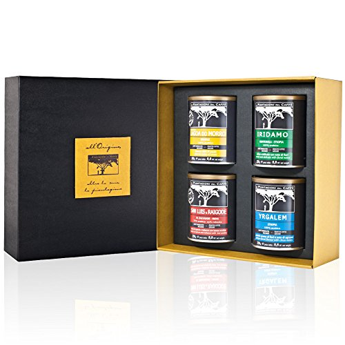 Specialty Estate Ground Coffee Gift Box (4 x 250g)