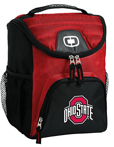 (Broad Bay Ohio State University Lunch Bag Coolers Our Best OSU Buckeyes Cooler)