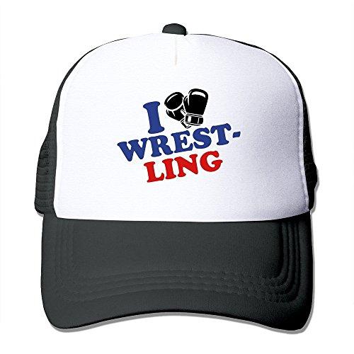 LQYG Wresting Hip-Hop Cotton Hats B-boy Caps For Outdoor Sports
