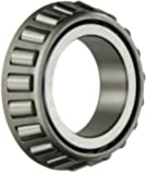 "Timken 11157 Tapered Roller Bearing, Single Cone, Standard Tolerance, Straight Bore, Steel, Inch, 1.5740"" ID, 0.6840"" Width"