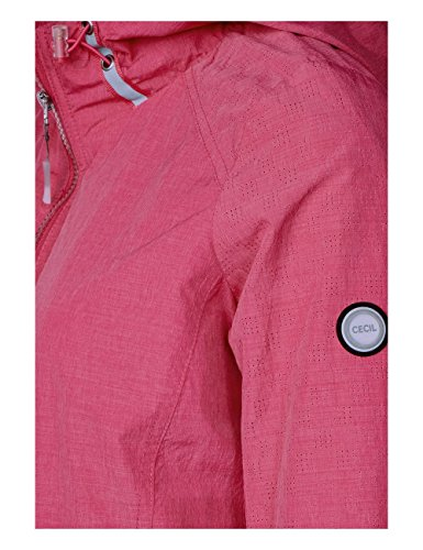 dragon Rosa 21152 Donna Pink Cappotto Fruit Cecil 6vxwHtE