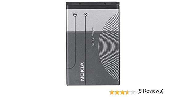 Nokia BL-4C Akku: Amazon.es: Electrónica