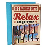 Hallmark Funny Father's Day Greeting Card With Sound (Toilet Joke Pop Up)