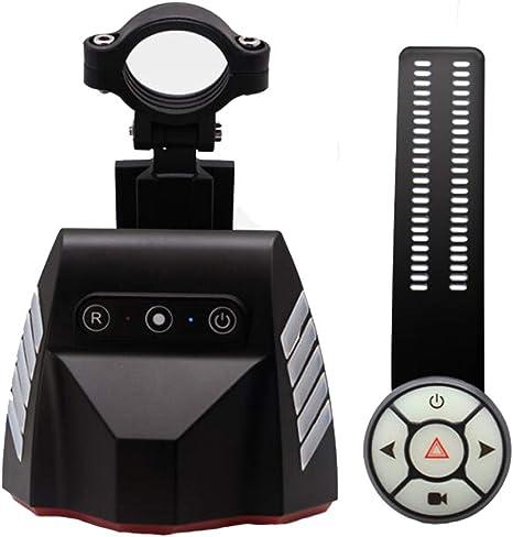 Grabadora de video para bicicleta, GPS HD impermeable con ...