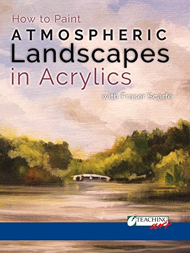 How to Paint Atmospheric Landscapes in Acrylics with Fraser Scarfe (Painting Beginners Acrylic)