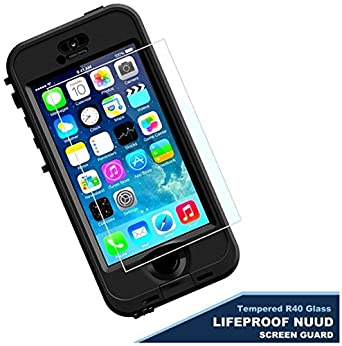 size 40 dfca3 895be Lifeproof Nuud Tempered Glass Screen Protector, Encased (R40 ...