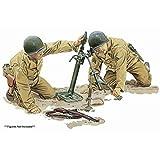 Dragon Models 1/6 U.S. M2 Mortar and M1 Garand