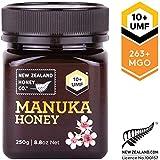 New Zealand Honey Co. Raw Manuka Honey UMF 10+   MGO 263+, 250g