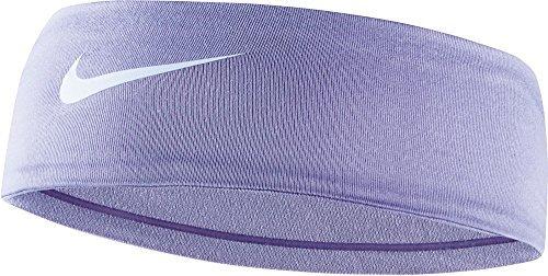 Nike Women's Fury Headband 2.0 (Hydrangeas/White)