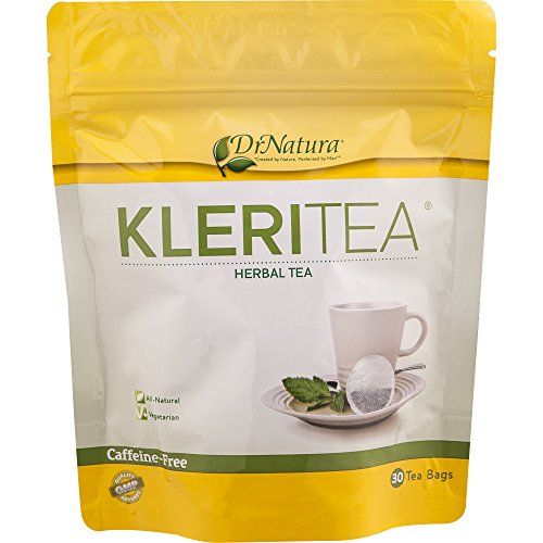 DrNatura Kleritea, a rich herbal-fusion of 12 carefully-selected ingredients, 30 Day Supply (30 Tea Bags) ()