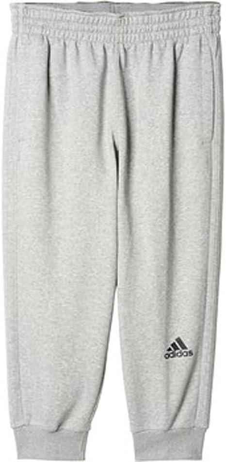 adidas - Pantalones de Baloncesto para Hombre, 3 Rayas, 3/4 ...