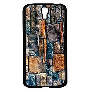 Beautiful Turquoise, Tan, and Creme Rock Wall Hard Snap on Phone Case (s4 IV)