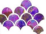 Gelli Arts + Jane Davenport Mini Seashell Printing