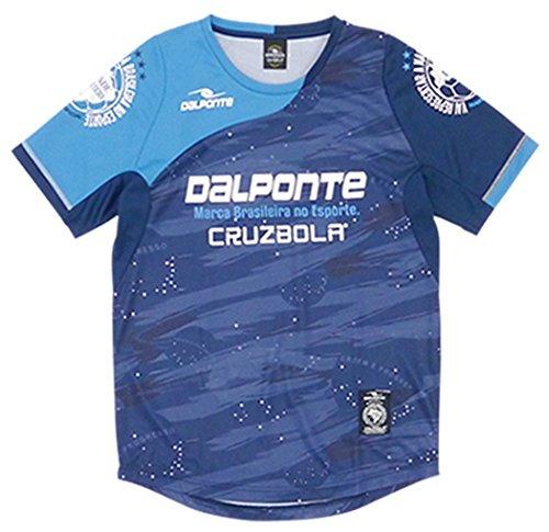 DALPONTE(ダウポンチ) ブラジルスタープラクティスシャツ DPZ0229