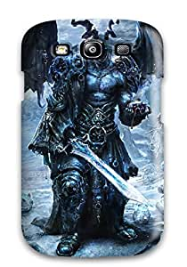 For Galaxy Case, High Quality The Unguided For Galaxy S3 Cover Cases Sending Screen Protector in Free