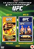 UFC Ultimate Fighting Championship 31 and 32 [DVD]