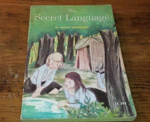 the-secret-language-by-ursula-nordstrom-scholastic-tx395-5th-printing-april-1973