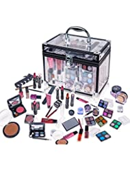 SHANY Carry All Trunk Professional Makeup Kit - Eyeshadow,Ped...