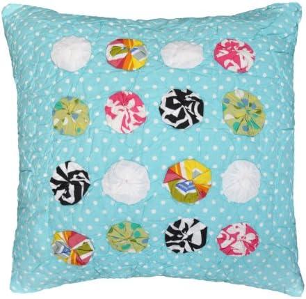 Be-You-tiful Home Abby Yo Yo Pillow