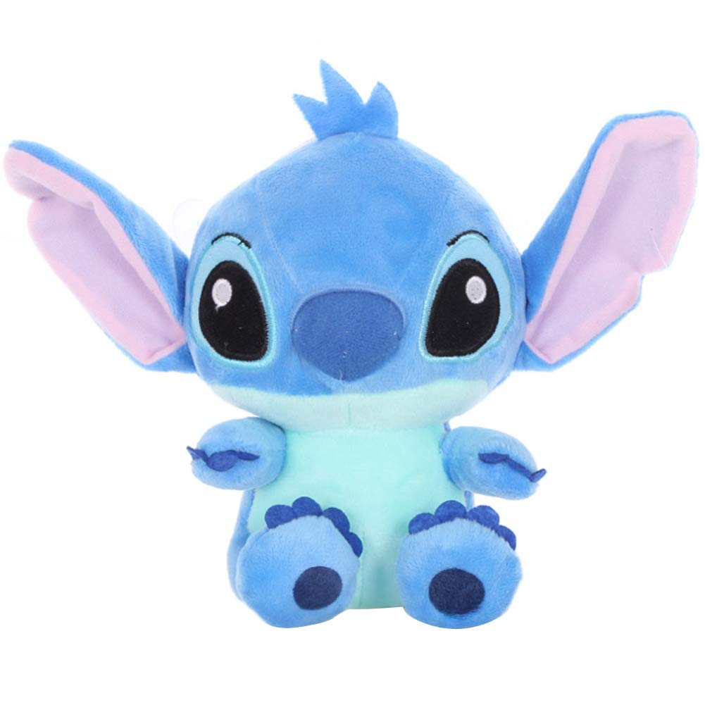 Children Anime Stuffed Animals Plush Dolls Plush Toys 7 inch (Blue)