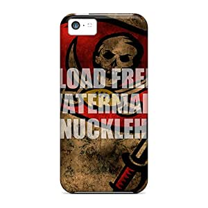 Durable Protection Tampa Bay Buccaneers Cases Covers For Iphone 5c