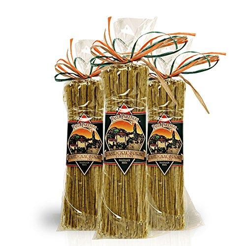 whole wheat alphabet pasta - 6