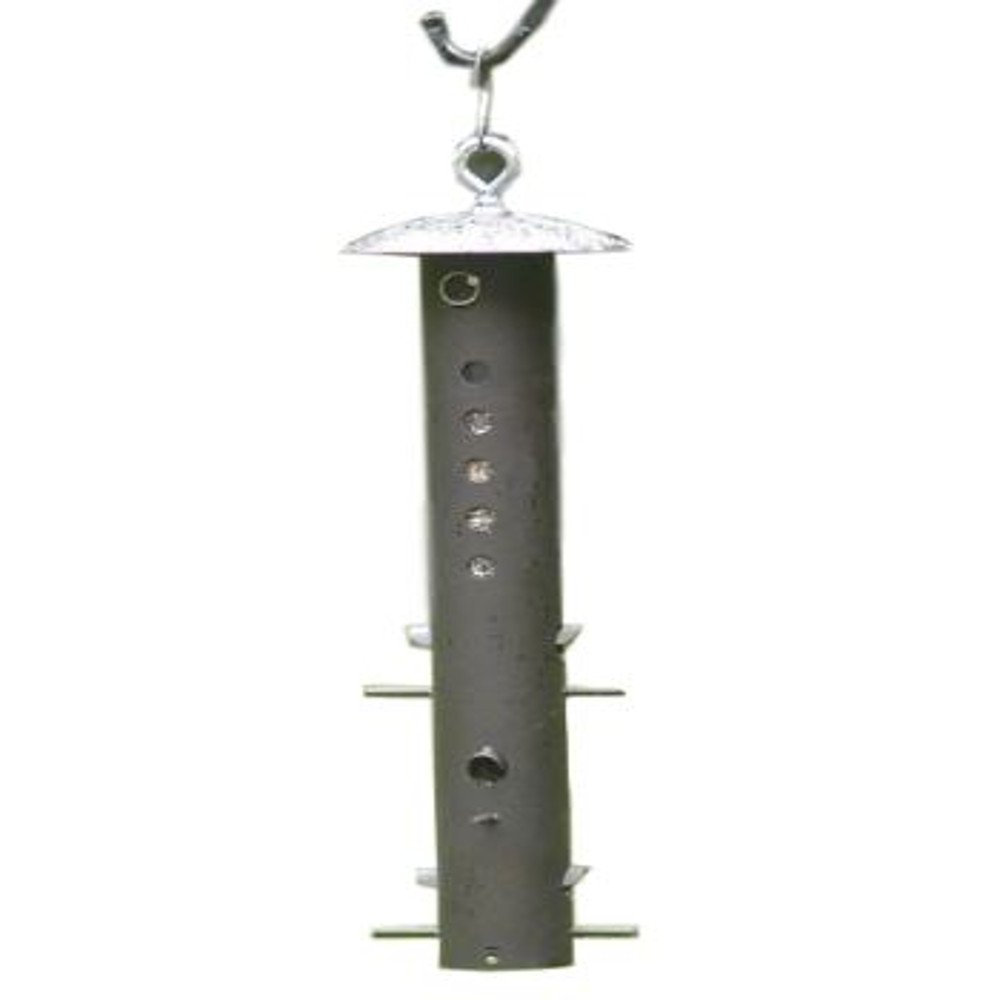 Bird Feeders for Outside Bear Pole Lamp Style Mixed Seed Capacity Hanging Outdoor & eBook by Easy2Find by STS