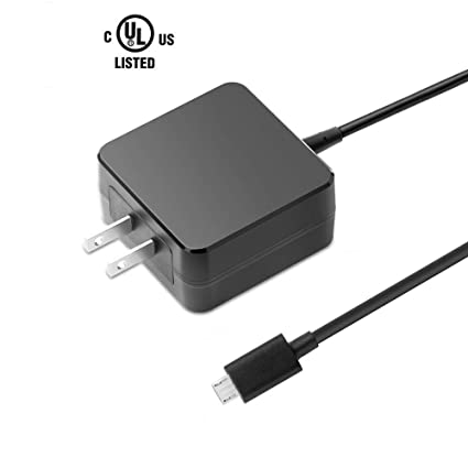 [UL Listed] 6ft Extra Long AC Charger for Raspberry Pi 3 B B+ A+ Plus 5V  2 5A Power Supply Adapter Cord
