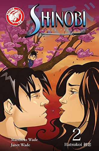 Amazon.com: Shinobi: Ninja Princess #2 eBook: Martheus Wade ...