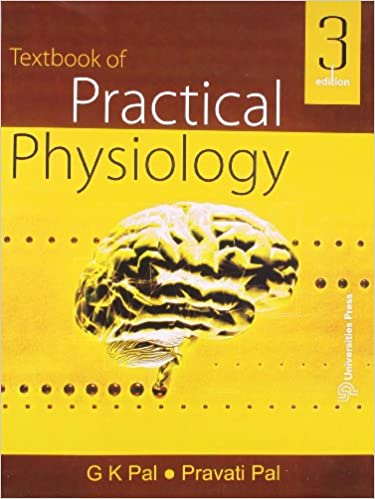 Buy Textbook of Practical Physiology Book Online at Low Prices in