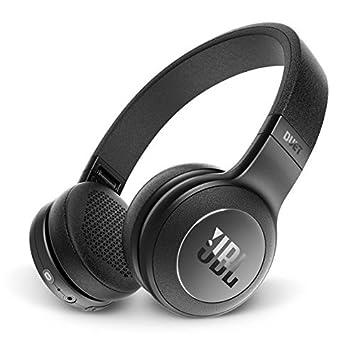 b892c8cb07e JBL Duet Bluetooth Wireless On-Ear Headphones - Black: Amazon.co.uk ...